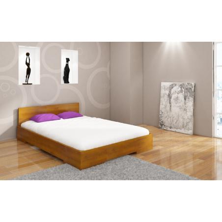 łóżko Sosnowe Visby Loren