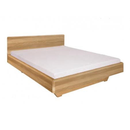 łóżko Drewniane Dębowe Lk 210 Drewmax