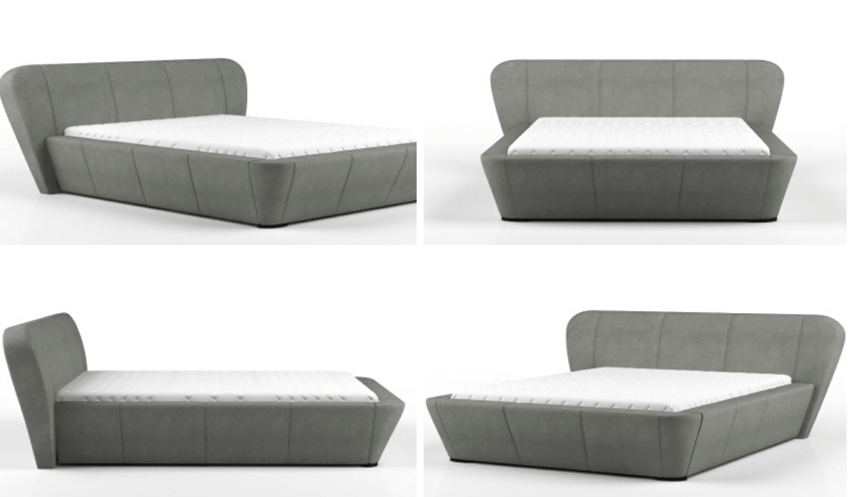 Łóżko tapicerowane 80282