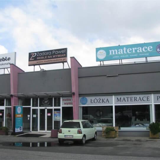 Sklep z materacami i łóżkami Katowice - zdjęcie nr 1