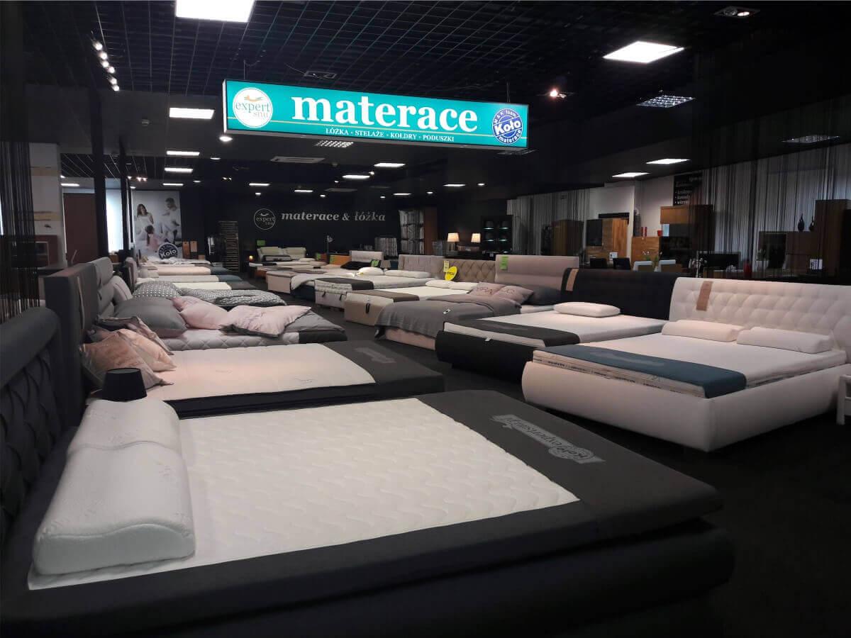 Materace Katowice łóżka Katowice Ch Roździeń Expertsnu