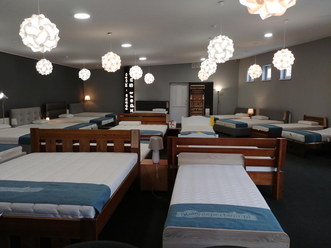 Sklep z materacami i łóżkami Krosno - zdjęcie nr 5