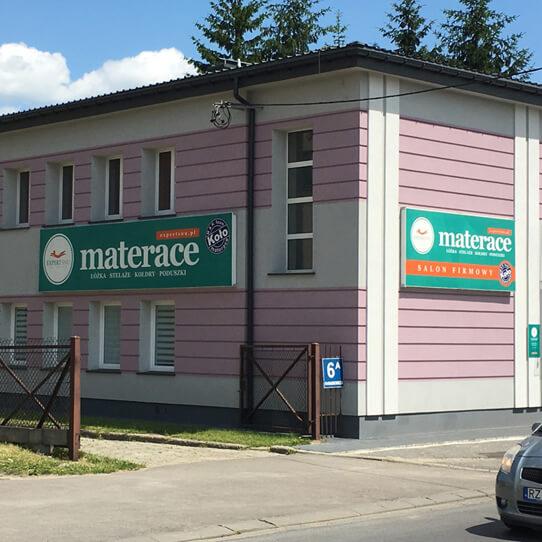Sklep z materacami i łóżkami Rzeszów - zdjęcie nr 1