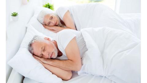 Higiena snu seniora