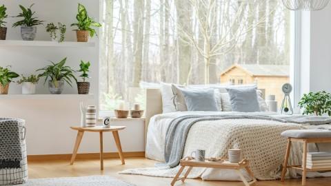 Odśwież swoją sypialnię na wiosnę! Najważniejsze trendy wnętrzarskie 2021r.