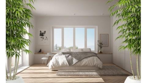W którym miejscu w sypialni powinno stać łóżko? Prezentujemy zasady Feng Shui
