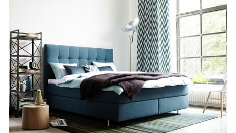 Łóżko kontynentalne - synonim komfortu i luksusu w Twojej sypialni