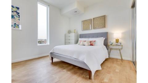 Łóżko kontynentalne – idealne dla sypialni w stylu skandynawskim